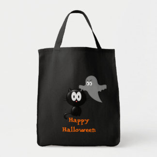Scardy Cat Trick Or Treat Bag
