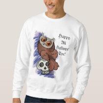 Scardy Owl~All Hallows Eve Shirt