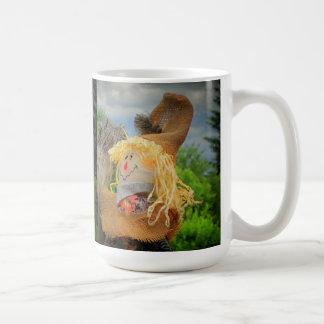 Scare Crow and Storm by djoneill Coffee Mug
