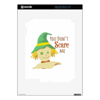 Scare Me Skins For iPad 2