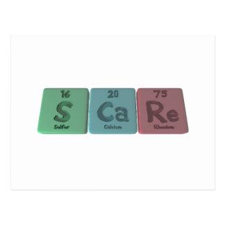 Scare-S-Ca-Re-Sulfur-Calcium-Rhenium.png Postcard