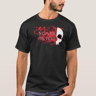 ScareActor Part-Time Skull T-Shirt