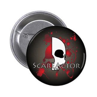 ScareActor Pin