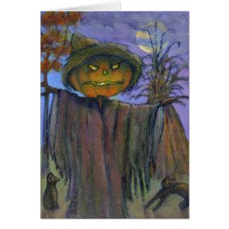 Scarecat Jack Cards