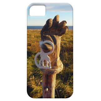Scarecrow At Ferryland iPhone SE/5/5s Case