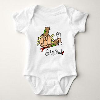 Scarecrow Baby Bodysuit