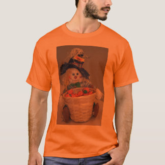 Scarecrow&Candy Basket T-Shirt