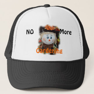 Scarecrow Cap-customize Trucker Hat