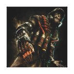 Scarecrow Character Art Canvas Print
