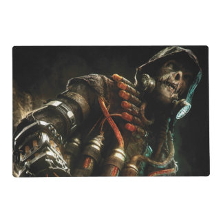 Scarecrow Character Art Placemat