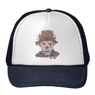 Scarecrow/Clown (Baseball Cap) Trucker Hat