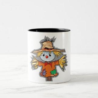 Scarecrow Halloween Mug