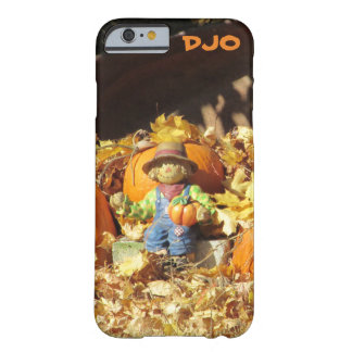 Scarecrow King on His Pumpkin Throne Barely There iPhone 6 Case