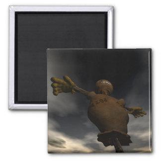 Scarecrow Magnet