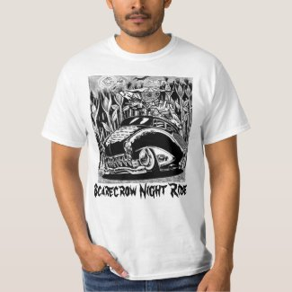 Scarecrow Night Ride T-Shirt