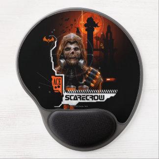 Scarecrow Orange Graphic Gel Mouse Pad