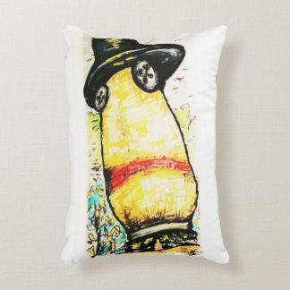 Scarecrow pillow accent pillow