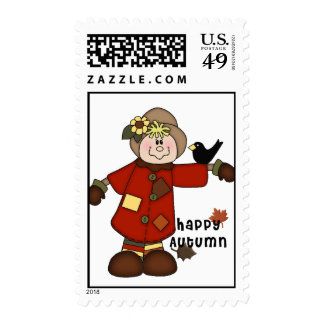 Scarecrow Stamps