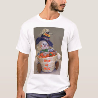 Scarecrow, Trick or Treat T-Shirt