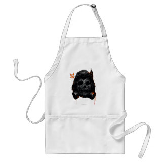 Scarecrow - Welcome To Gotham City Adult Apron