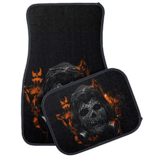 Scarecrow - Welcome To Gotham City Car Floor Mat