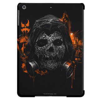 Scarecrow - Welcome To Gotham City iPad Air Covers