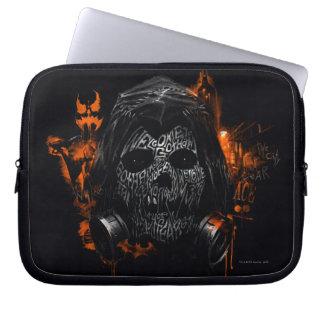 Scarecrow - Welcome To Gotham City Laptop Sleeve