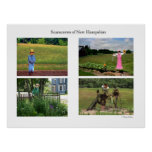 Scarecrows of NH Print
