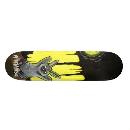 Scared Bunny 2 Skate Boards