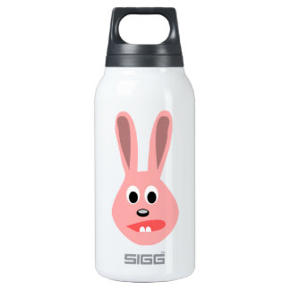 Scared Bunny Insulated Water Bottle