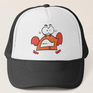 Scared Caranga Trucker Hat