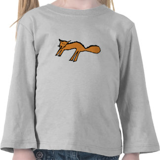 Scared Cat Tshirts