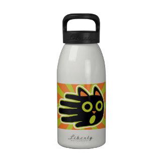 Scared Cat Water Bottles
