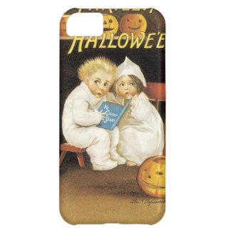 Scared Children on Halloween iPhone 5C Cases
