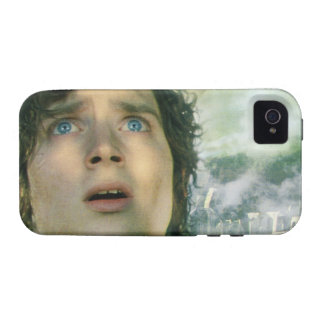 Scared Frodo Holding Ring Case-Mate iPhone 4 Cover