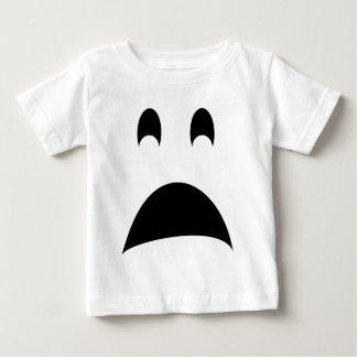 SCARED GHOST BABY T-Shirt