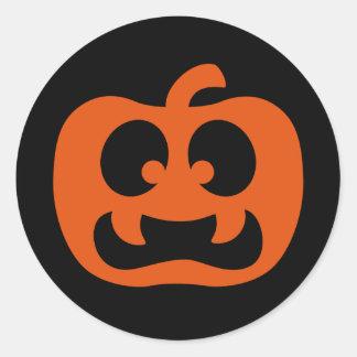 Scared Face Stickers | Zazzle