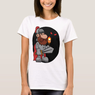Scared Knight Ladies Light Tee
