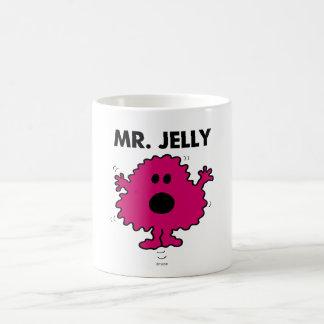 Scared & Nervous Mr. Jelly Coffee Mug