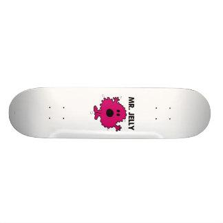 Scared & Nervous Mr. Jelly Skate Boards
