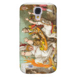 Scared on Halloween Galaxy S4 Cover