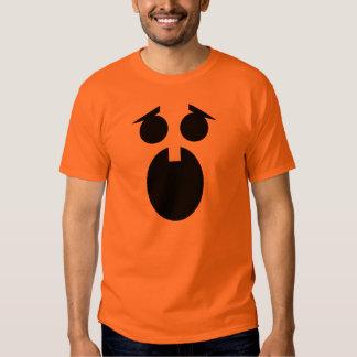 Scared Pumpkin T-shirt