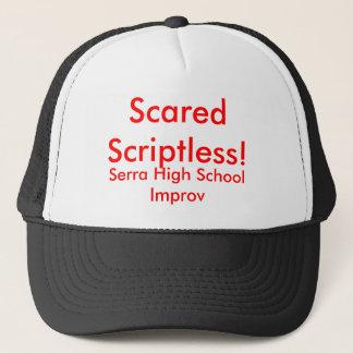 Scared Scriptless!, Serra High School Improv Trucker Hat