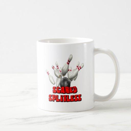 Scared Splitless Classic White Coffee Mug