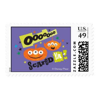 Scared Ya! Postage
