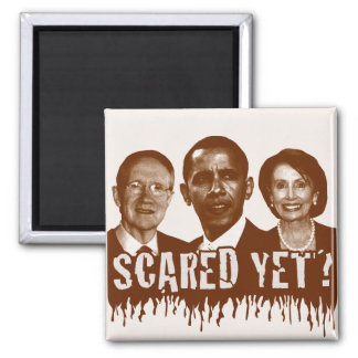 Scared Yet? Magnet