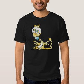 scaredee_cat t-shirt