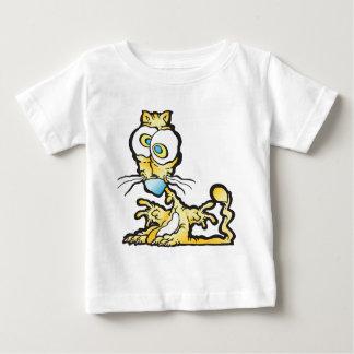 scaredee_cat tee shirt