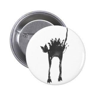 scaredy cat pinback buttons