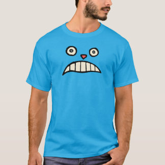Scaredy Cat Face Shirt